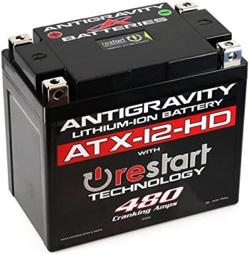 Anti-Gravity Batteries AG-ATX-12-HD-RS Battery