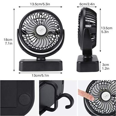 REENUO-5000mAh-Camping-Fan-with-LED-Lights-40-Hours-Max-Working-Time-Tent-Fan-with-Hanging-Hook-Rechargeable-Battery-Operated-Desk-Fan-for-Home-Office
