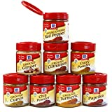 McCormick Everyday Essentials Variety Pack of 8