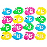 Boley 16 Pack Animal Squirt Gun- Great for Summer Party Favors, Endless Water Fun for Kids Guaranteed, and Wide Selection of Diverse Animals for an Amazing Value
