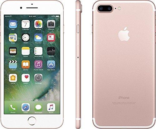 Apple iPhone 7 Plus Factory Unlocked CDMA/GSM Smartphone - (Certified Refurbished) (32GB, Rose Gold)