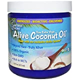Coconut Secret - Raw Extra Virgin Alive Coconut Oil - 16 Ounce
