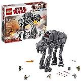 LEGO Star Wars Episode VIII First Order Heavy Assault Walker 75189 Building Kit (1376 Piece)
