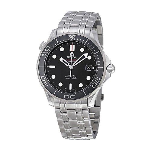 51d SZ TlWL Automatic-self-wind movement Case diameter: 41 mm Blackdial watch
