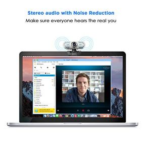 Webcam-1080P-Full-HD-PC-Skype-Camera-PAPALOOK-PA452-Web-Cam-with-Microphone-Video-Calling-and-Recording-for-Computer-Laptop-Desktop-Plug-and-Play-USB-Camera-for-YouTube-Compatible-with-Windows