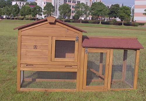 Exacme lovupet chicken backyard 6010 0305 chicken coop plans for Maintenance free chicken coop