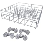W10311986 - Speed Queen Aftermarket Replacement Dishwasher Lower Rack