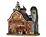 Lemax Spooky Town Dilapidated Barn # 55916
