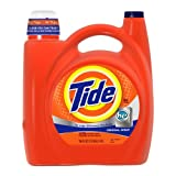 Tide He Original Scent Liquid Laundry Detergent 150 Fl Oz (Pack of 4)