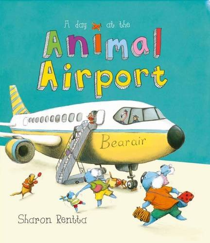 Image result for A day at the animal airport