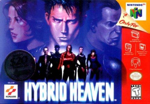 Resultado de imagen para hybrid heaven