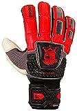 Brine King Premier 6X 2015 Goalkeeper Gloves (Red/Black/White, 10)