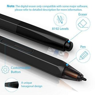 XP-PEN-Artist12-116-Inch-FHD-Drawing-Monitor-Pen-Display-Graphic-Monitor-with-PN06-Battery-Free-Pen-Multi-Function-Pen-Holder-and-Glove-8192-Pressure-Sensitivity