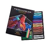 Prismacolor 27051 Premier NuPastel Firm Pastel Color Sticks, Box of 48 Color Sticks
