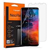 Spigen NeoFlex Galaxy S9 Screen Protector [ Flexible Film ] [ Case Friendly ] for Samsung Galaxy S9 (2 Pack)Spigen NeoFlex Galaxy S9 Screen Protector [ Case Friendly ] for Samsung Galaxy S9 (2018 Rele