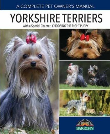 Yorkshire-Terriers-Complete-Pet-Owners-Manual-Paperback--September-1-2015