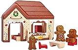 PlanToys Gingerbread House Playset