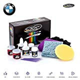 Color N Drive Crimson RED - A61 Touch Up Paint Kit Compatible with All BMW Models for Paint Scratch and Chips Repair - OEM Quality, Exact Color Match - Pro Pack