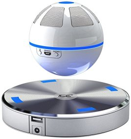 ICE Orb Floating bluetooth speaker from Amazon