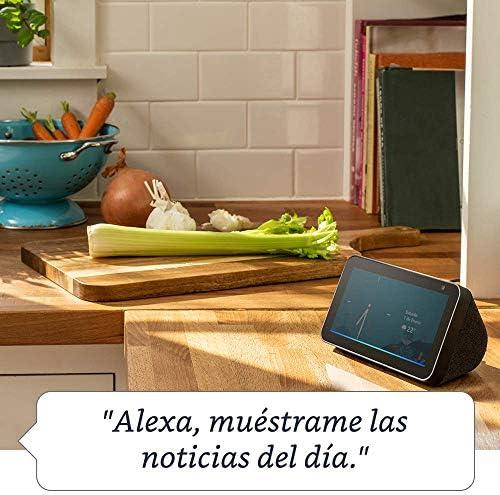 51dR9tNSEFL. AC  - Echo Show 5   Pantalla con Alexa - Negro #Amazon
