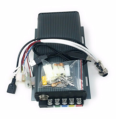 Sabvoton SVMC72100 3kw Controller for Ebike Electric Bicycle Brushless DC Motor