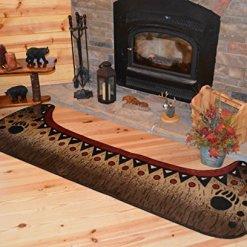 Cabin Canoe Runner Rug