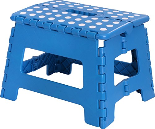 Utopia Home Foldable Step Stool for Kids - 11...