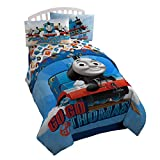Thomas the Tank Engine 'Go Go' Microfiber Twin Comforter