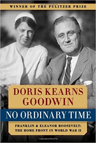 No Ordinary Time - D.K. Goodwin