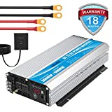 Power Inverter 3000 Watt DC12 Volt to AC 120 Volt with Remote Control and LED Display Dual AC Outlets & USB Port for RV Truck Boat by GIANDEL