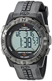 Timex Men's T49851 Expedition Vibration Alarm Black Resin Strap Watch