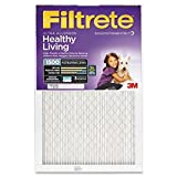 14x24x1 (13.7 x 23.7) Filtrete Healthy Living 1500 Filter by 3M (4 Pack)