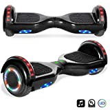 cho Electric Self Balancing Dual Motors Scooter Hoverboard with Built-in Speaker and LED Lights - UL2272...