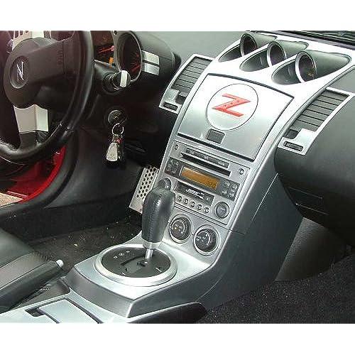 nissan 350z interior mods uk