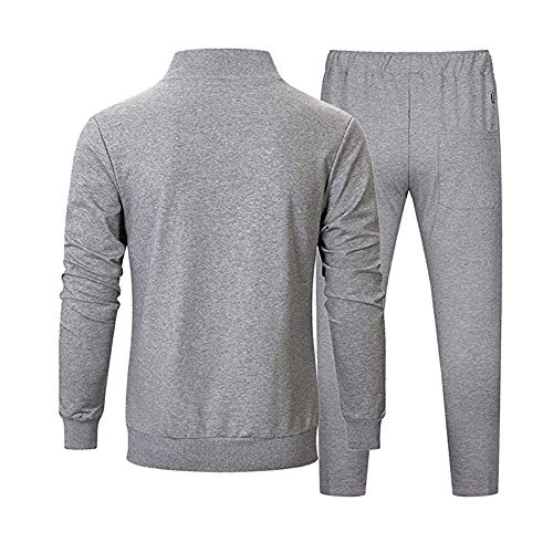 Men's Tracksuit Set 2 Piece Athletic Sports Casual Full Zip Active wear Sweatsuit 2 Fashion Online Shop gifts for her gifts for him womens full figure
