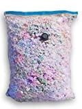 Fine High Density Shredded Memory Foam - Filler for Stuffing, Upholstery, Pillows, Crafts, Bean Bags, Chairs, Sofa, Pet & Dog Beds, and More - Made in USA (15 Pound)