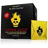 The Choco Challenge - Cocoa Loco Black Reaper - The Best and Hottest Chocolate Challenge In The World