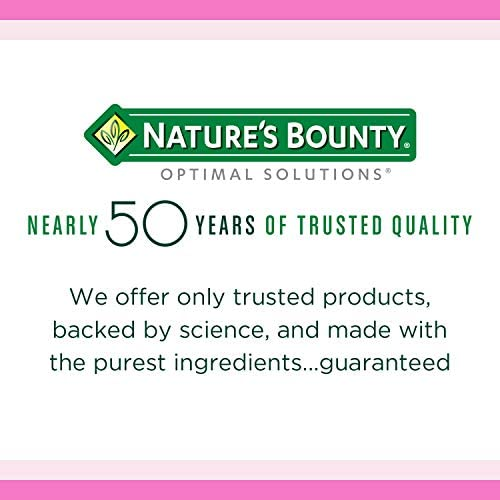 Collagen Beauty Blend by Nature's Bounty Optimal Solutions, Dietary Supplement, Supports Skin Health, Vanilla Flavor, 15g Per Serving, 20 Powder Servings 7