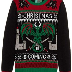Ugly Christmas Sweater Company Men's Ugly Sweater-Light-up Christmas is Coming