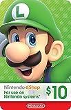 Nintendo eShop Gift Card Twister Parent