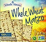 Yehuda, Whole Wheat Matzo, 10.5oz (5 Pack) Great Value!