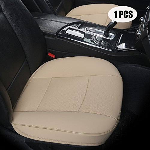 EDEALYN Luxury Car Interior PU Leather Car Seat Cover