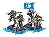 Mega Construx Halo Ultimate Blue Team Building Set
