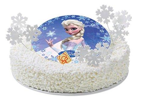 Rami Cristalli di Zucchero Frozen
