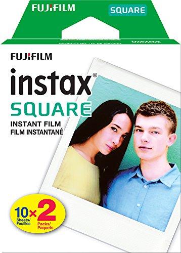 Fujifilm Square Twin Pack Film – 20 Exposures
