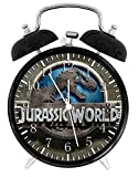 Jurassic World Alarm Desk Clock Home Office Decor F157 Nice For Gifts