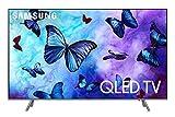 """Samsung QN55Q6F Flat 55"""" QLED 4K UHD 6 Series Smart TV 2018"""
