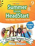 Lumos Summer Learning HeadStart - Grade 8 to 9, Student Copy: Standards-aligned Summer Bridge Workbooks and Resources for Students Starting High School