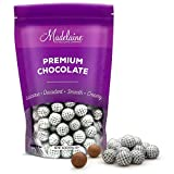 Madelaine Solid Milk Chocolate Golf Balls Wrapped In Italian Foil (1 LB)