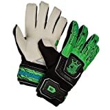 Brine King Premier 4X 2015 Goalkeeper Gloves (Green/Black, 10)